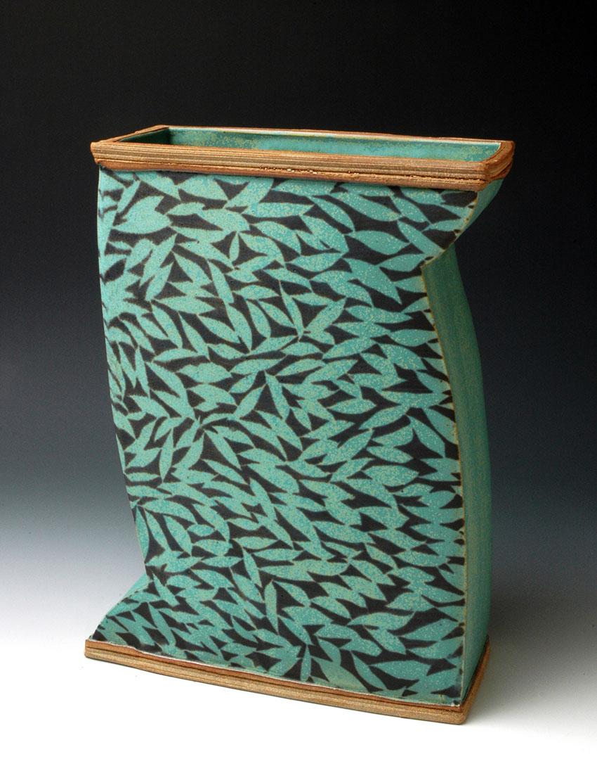 Rectangular Vase
