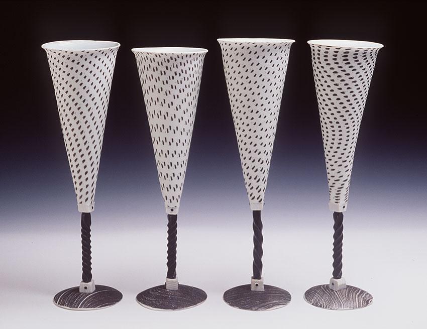 Tapered Flutes